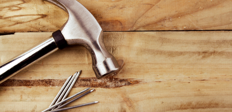 Screwdrivers, Spanners, and Hammers